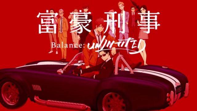 アニメ『富豪刑事 Balance:UNLIMITED』11話(最終話) 海外の反応